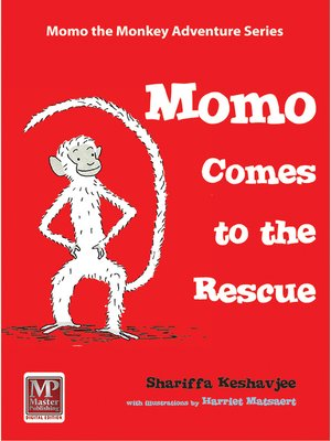 cover image of Momo Comes to the Rescue