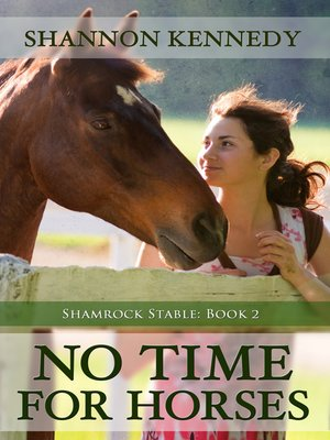cover image of No Time for Horses
