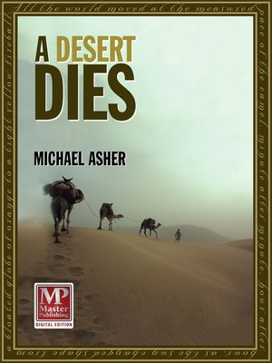 cover image of A Desert Dies