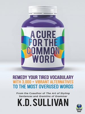 cover image of A Cure for the Common Word