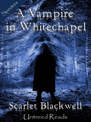 cover image of A Vampire in Whitechapel