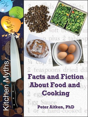 cover image of Kitchen Myths