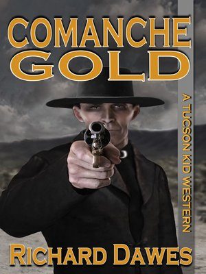 cover image of Comanche Gold