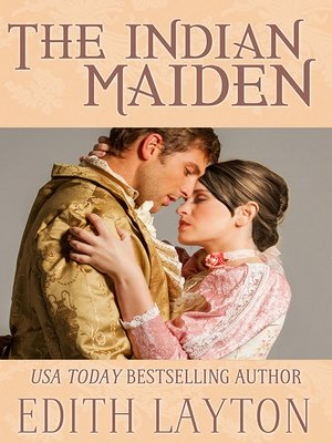 cover image of The Indian Maiden