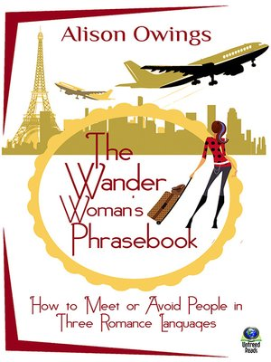 cover image of The Wander Woman's Phrasebook