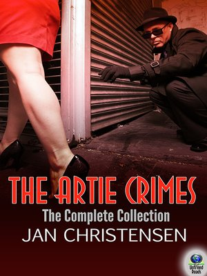 cover image of The Artie Crimes
