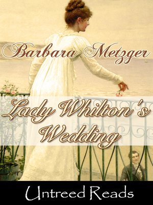 cover image of Lady Whilton's Wedding