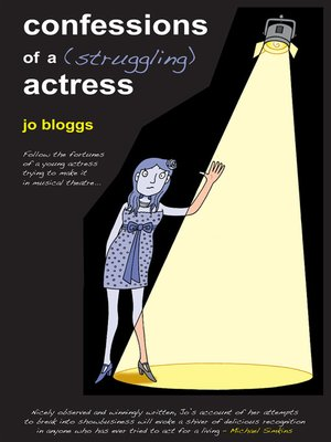 cover image of Confessions of a (Struggling) Actress