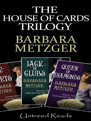 cover image of The House of Cards Trilogy