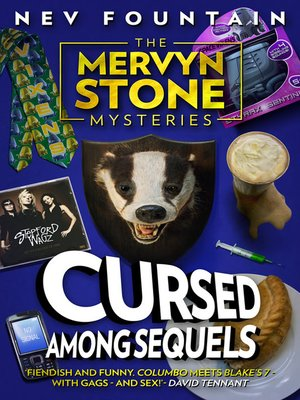 cover image of Cursed Among Sequels