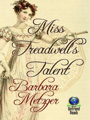 cover image of Miss Treadwell's Talent