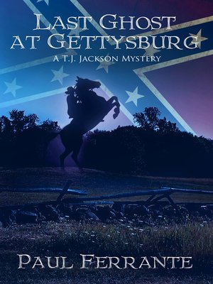 cover image of Last Ghost at Gettysburg