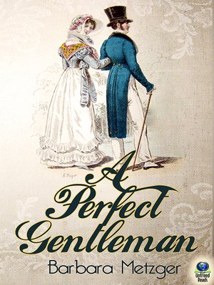 cover image of A Perfect Gentleman
