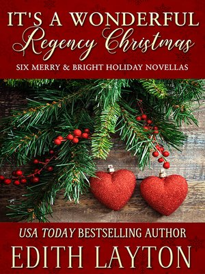 cover image of It's a Wonderful Regency Christmas