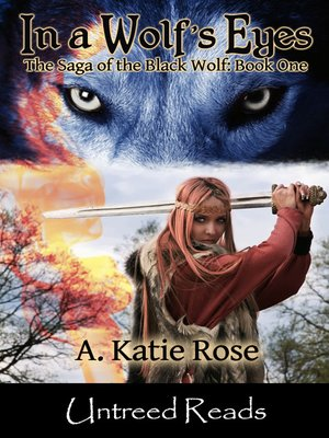 cover image of In a Wolf's Eyes