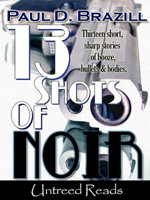 cover image of 13 Shots of Noir