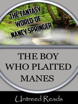 #20 (The Mystery World of Nancy Springer)