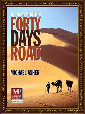 cover image of In Search of the Forty Days Road