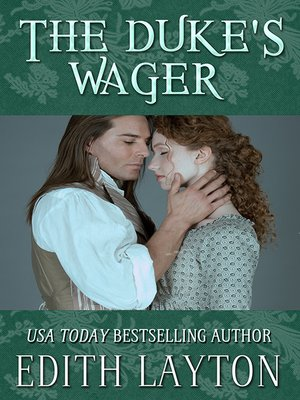 cover image of The Duke's Wager
