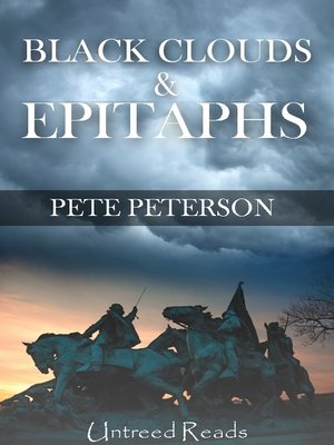 cover image of Black Clouds and Epitaphs