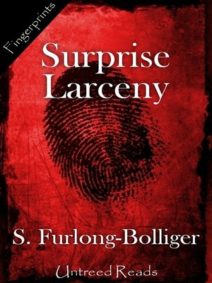 cover image of Surprise Larceny