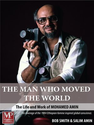 cover image of The Man Who Moved the World