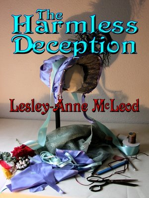 cover image of The Harmless Deception