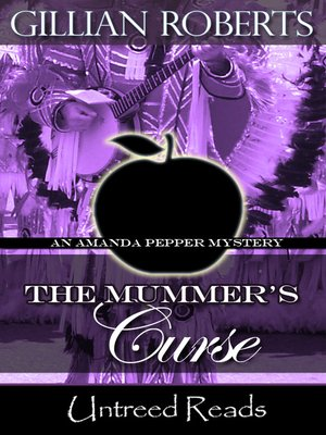 cover image of The Mummer's Curse