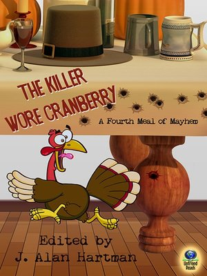 cover image of The Killer Wore Cranberry