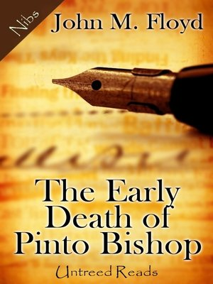 cover image of The Early Death of Pinto Bishop