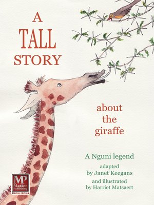 cover image of A Tall Story