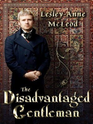 cover image of The Disadvantaged Gentleman