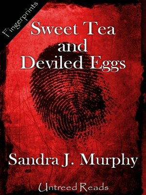 cover image of Sweet Tea and Deviled Eggs