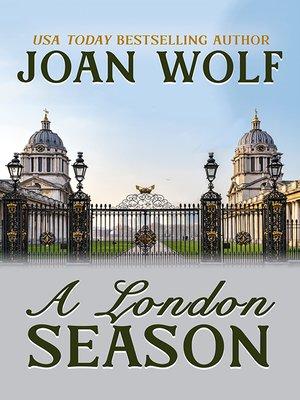 cover image of A London Season