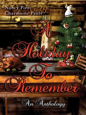 cover image of A Holiday To Remember