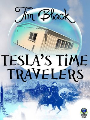cover image of Tesla's Time Travelers