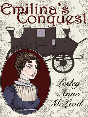 cover image of Emilina's Conquest
