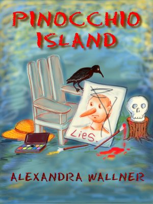 cover image of Pinocchio Island