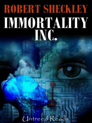 cover image of Immortality, Inc.