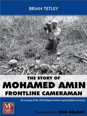 cover image of The Story of Mohamed Amin