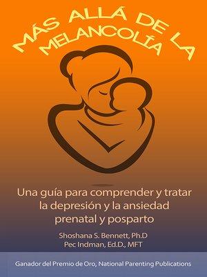cover image of Mas alla de la melancolia