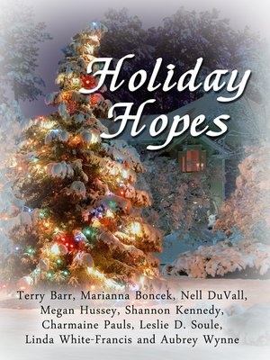 cover image of Holiday Hopes