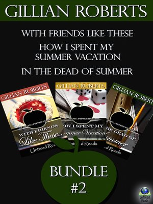 cover image of The Amanda Pepper Mysteries, Bundle 2