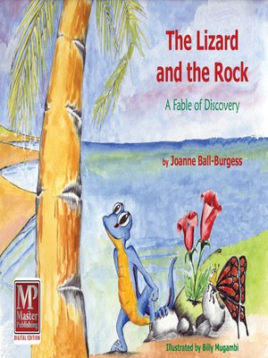 cover image of The Lizard and the Rock
