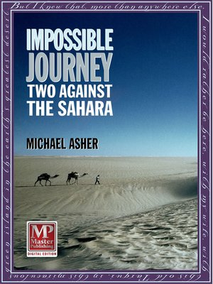 cover image of Impossible Journey