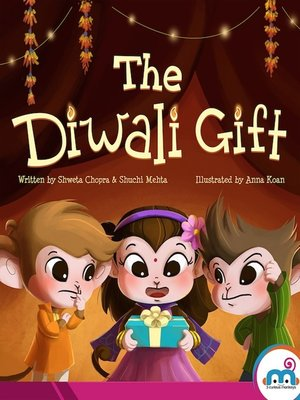 cover image of The Diwali Gift