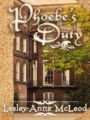 cover image of Phoebe's Duty