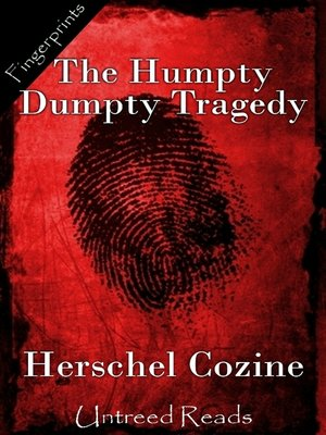 cover image of The Humpty Dumpty Tragedy