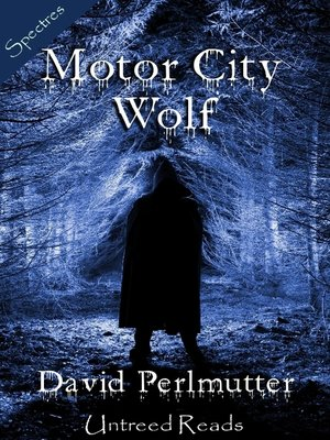 cover image of Motor City Wolf