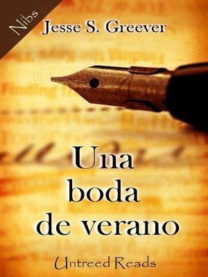 cover image of Una Boda de Verano